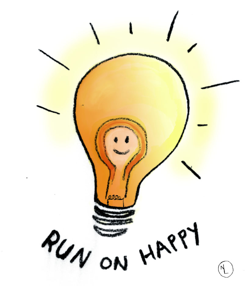 Run on Happy