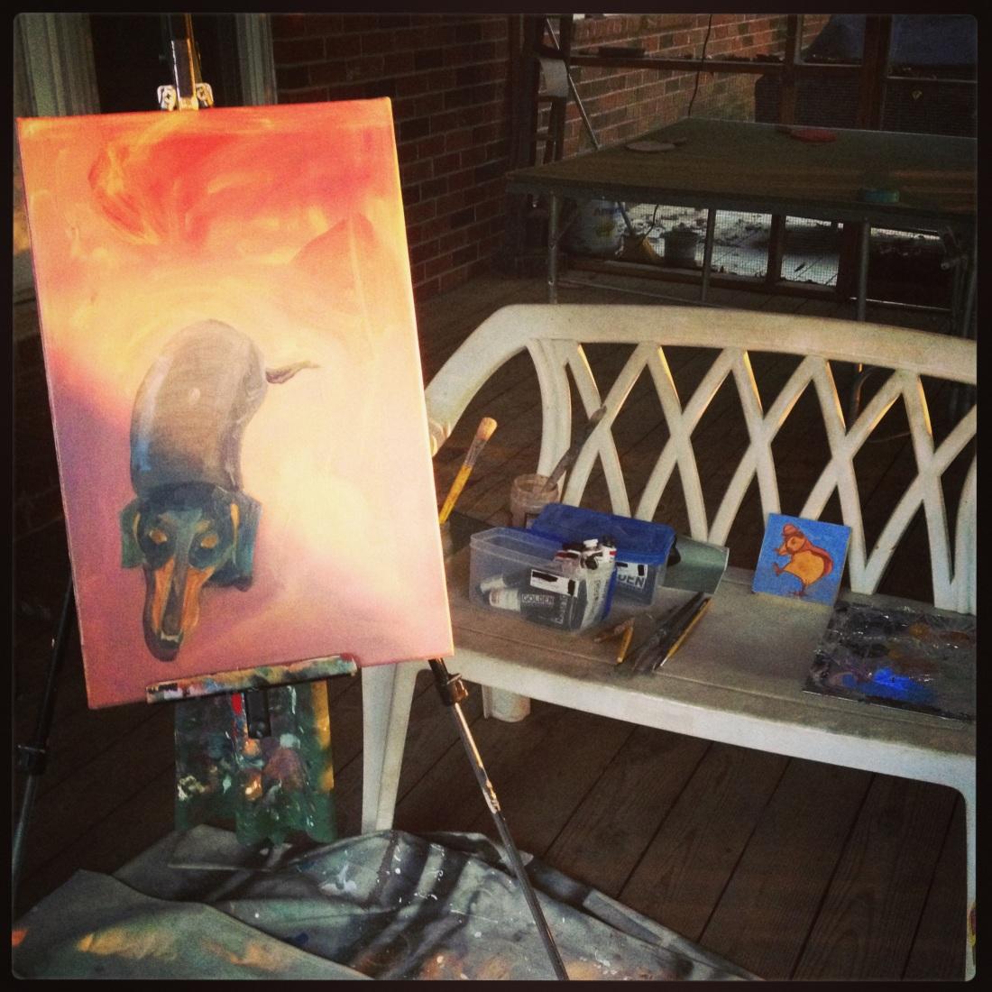 Porch Studio