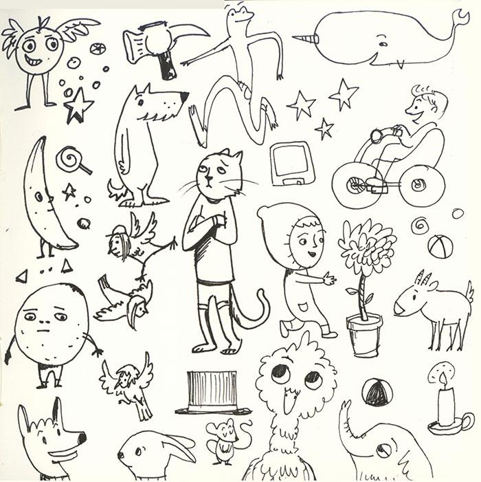 sketchbookRando